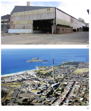 Port Kembla Copper Site Strategic Overview of Proposed Future Uses