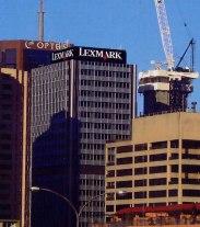Lexmark Sign