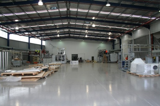 Visy Ingleburn PET Factory